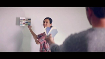 Sherwin-Williams HGTV Home Color Collection TV Spot, 'Easy Decisions' - Thumbnail 3