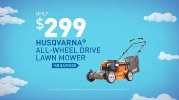 Lowe's Memorial Day Savings TV Spot, 'Grill and Lawn Mower' - Thumbnail 4