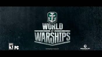 World of Warships TV Spot, 'Master the Sea' - Thumbnail 8
