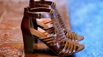 Payless Shoe Source Sandal Sale TV Spot, 'Pool' Song by Danger Twins - Thumbnail 3