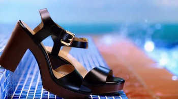 Payless Shoe Source Sandal Sale TV Spot, 'Pool' Song by Danger Twins - Thumbnail 4