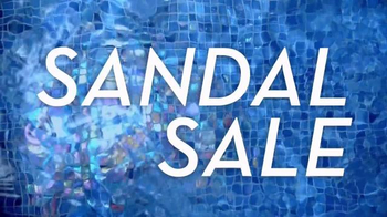 Payless Shoe Source Sandal Sale TV Spot, 'Pool' Song by Danger Twins - Thumbnail 6