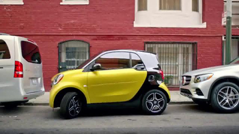 2016 smart fortwo TV Spot, 'City Smart Manifesto' - 77 commercial airings