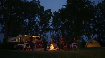 Kampgrounds of America TV Spot, 'Spend Your Evening Like This' - Thumbnail 9