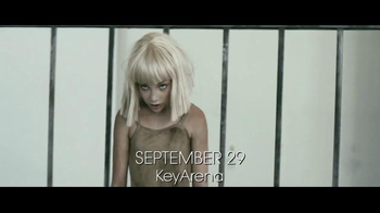 Sia: Nostalgic for the Present Tour TV Spot, 'Live in Concert' - Thumbnail 5