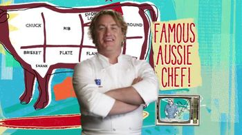 Outback Steakhouse Center-Cut Sirloins TV Spot, 'Australian Dinner Party' - Thumbnail 2