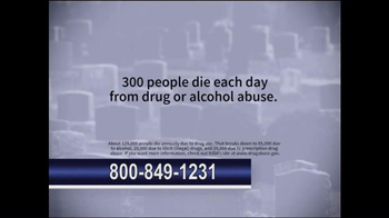 The Addiction Network TV Spot, 'Saving Lives Every Day' - Thumbnail 2