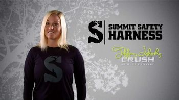 Summit Women's Pro Safety Harness TV Spot, 'Tether' Feat. Tiffany Lakosky