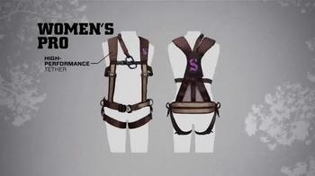 Summit Women's Pro Safety Harness TV Spot, 'Tether' Feat. Tiffany Lakosky - Thumbnail 7