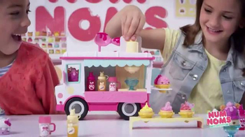 Num Noms Lip Gloss Truck TV Spot, 'What's the Scoop?'