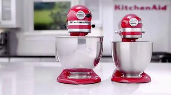 Kitchen Aid Artisan Mini Stand Mixer TV Spot, 'Powerful Performance' - Thumbnail 1