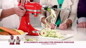 Kitchen Aid Artisan Mini Stand Mixer TV Spot, 'Powerful Performance' - Thumbnail 5