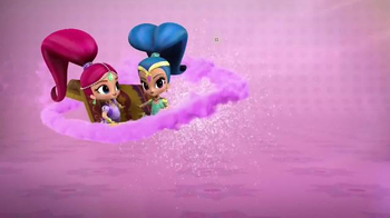 Shimmer and Shine TV Spot, 'Everything You Need' - Thumbnail 7