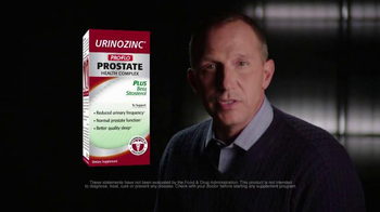 UrinoZinc TV Spot, 'Doctor's Advice'