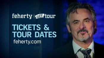Jones Entertainment Group TV Spot, 'Feherty Off Tour' - Thumbnail 8