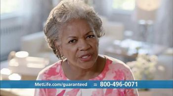 MetLife Guaranteed Acceptance TV Spot, 'Questions About Coverage'