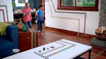 Mario Kart Tape Racers TV Spot, 'Race Around Anywhere' - Thumbnail 6