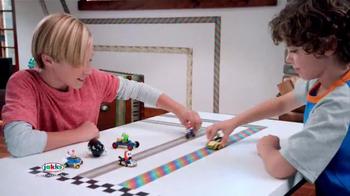 Mario Kart Tape Racers TV Spot, 'Race Around Anywhere' - Thumbnail 7