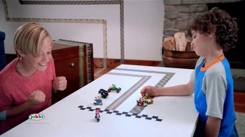 Mario Kart Tape Racers TV Spot, 'Race Around Anywhere' - Thumbnail 8