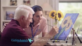 Visiting Angels TV Spot, 'It's My Turn' - 1157 commercial airings