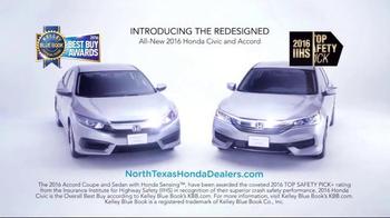Honda TV Spot, 'Being Smart Starts Here' - Thumbnail 3