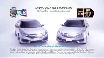 Honda TV Spot, 'Being Smart Starts Here' - Thumbnail 4