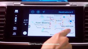 Honda TV Spot, 'Being Smart Starts Here' - Thumbnail 8
