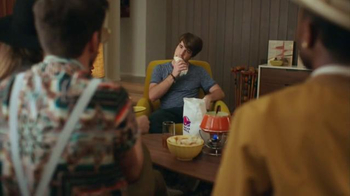 Taco Bell Cheesy Core Burritos TV Spot, 'Fondue Party'