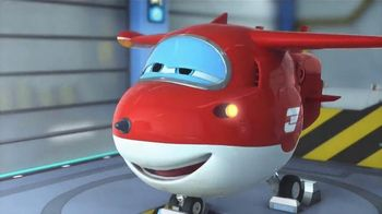 Super Wings World Airport Playset TV Spot, 'Special Deliveries'