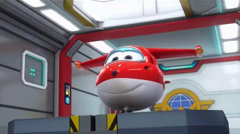 Super Wings World Airport Playset TV Spot, 'Special Deliveries' - Thumbnail 4