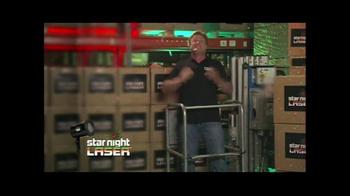 Star Night Laser TV Spot, 'Moving Fast' - Thumbnail 4