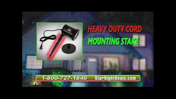 Star Night Laser TV Spot, 'Moving Fast' - Thumbnail 7