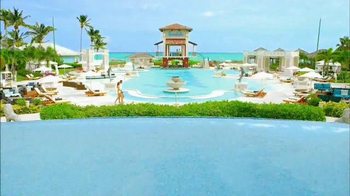 Sandals Resorts TV Spot, 'Five-Star Luxury Included'
