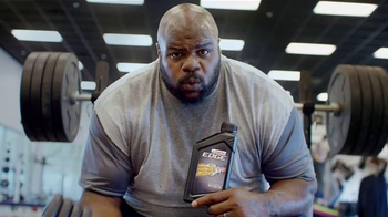 Castrol Edge TV Spot, 'Words of Strength' Featuring Vince Wilfork - Thumbnail 9