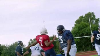 Castrol Edge TV Spot, 'Words of Strength' Featuring Vince Wilfork - Thumbnail 5