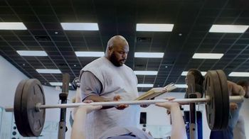 Castrol Edge TV Spot, 'Words of Strength' Featuring Vince Wilfork