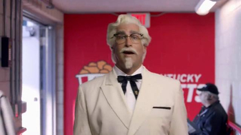 KFC $20 Fill Up TV Spot, 'Real Team' Featuring Rob Riggle - Thumbnail 1