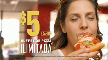 CiCi's Unlimited Pizza Buffet TV Spot, 'Sabor' [Spanish] - Thumbnail 9