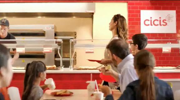 CiCi's Unlimited Pizza Buffet TV Spot, 'Sabor' [Spanish] - Thumbnail 3