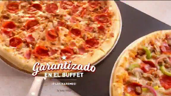 CiCi's Unlimited Pizza Buffet TV Spot, 'Sabor' [Spanish] - Thumbnail 7