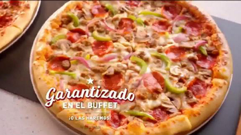 CiCi's Unlimited Pizza Buffet TV Spot, 'Sabor' [Spanish] - Thumbnail 8