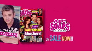 ABC Soaps In Depth TV Spot, 'Fall Preview Shockers' - Thumbnail 9