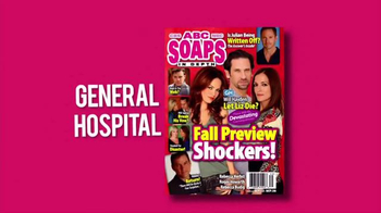 ABC Soaps In Depth TV Spot, 'Fall Preview Shockers' - Thumbnail 1