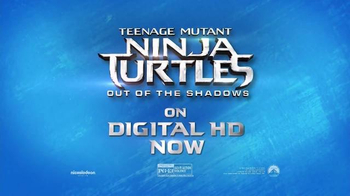 Teenage Mutant Ninja Turtles: Out of the Shadows Home Entertainment TV Spot - Thumbnail 9