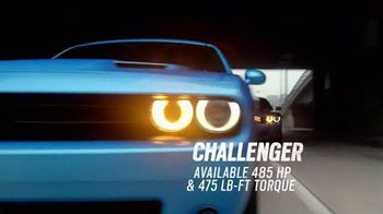 Dodge Labor Day Sales Event TV Spot, 'Rumble' Song by Metallica - 60 commercial airings