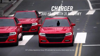 Dodge Labor Day Sales Event TV Spot, 'Rumble' Song by Metallica - Thumbnail 4