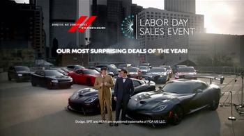 Dodge Labor Day Sales Event TV Spot, 'Rumble' Song by Metallica - Thumbnail 7