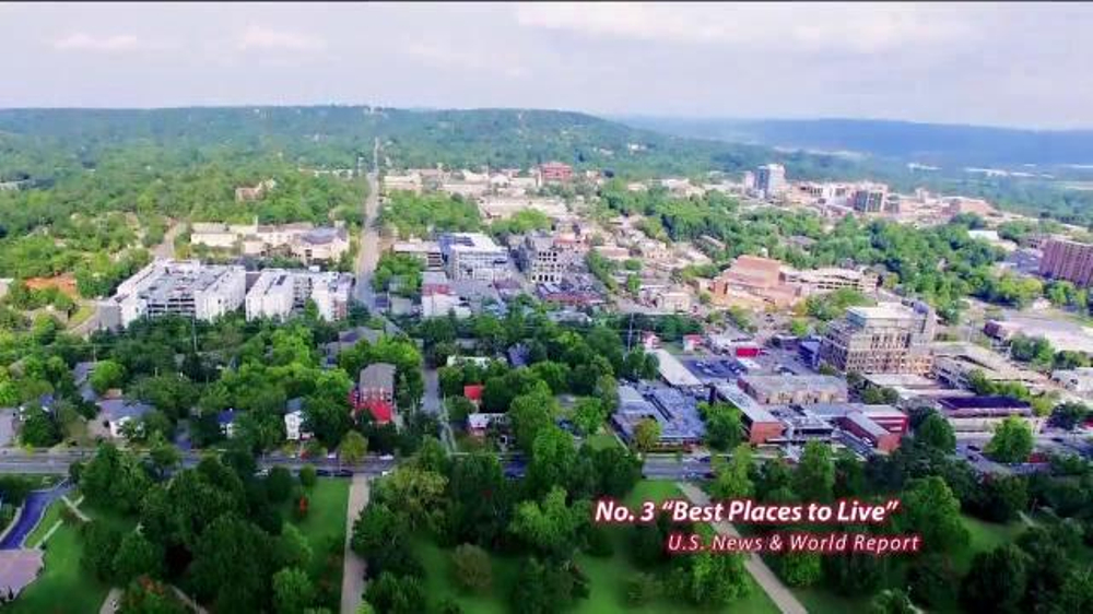 U Of Arkansas >> University Of Arkansas Tv Commercial Leaving Our Mark Video