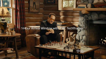 Time Warner Cable TWC TechTracker TV Spot, 'It's the Obvious Choice' - Thumbnail 7