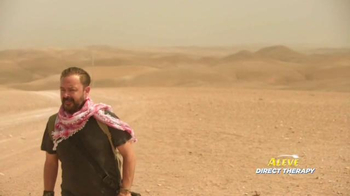 Aleve Direct Therapy TV Spot, 'Travel Photographer' - Thumbnail 4